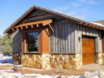 Rock home exterior ranch style homes adding on for Ranch style metal homes