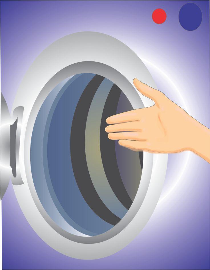 get rid of washing machine