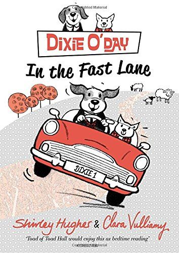 Dixie O'Day: In The Fast Lane (Dixie O Day 1)