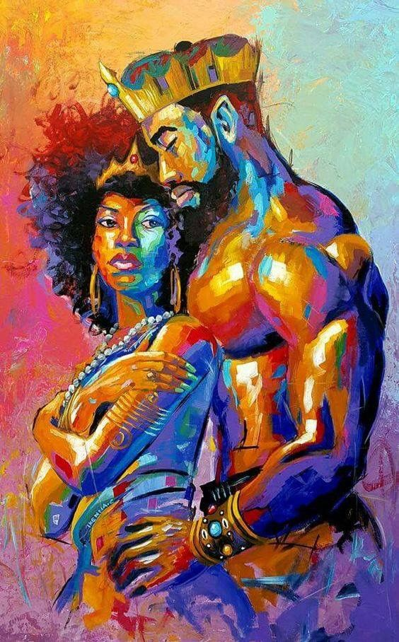 Black love royalty