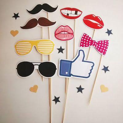 Invitaciones de Casamiento / 15 años / aniversarios especiales PROPS PARA PHOTOBOOTH PERSONALIZADOS Lorenza Diseño / facebook: https://www.facebook.com/lorenza.disenoLorenza Diseño