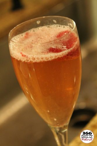 Sorbet and Champagne on Pinterest