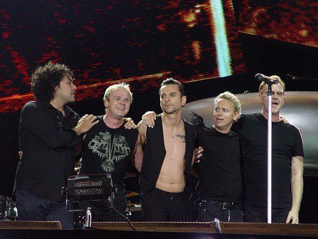 Depeche Mode - Wikipedia