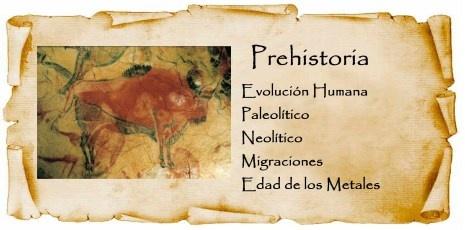 Un projecte de treball sobre la prehistòria per a secundària que pot servir perfectament per a primària. Ana Basterra.