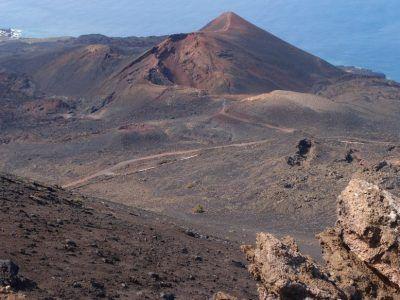 #Vulkan #Teneguia auf #LaPalma