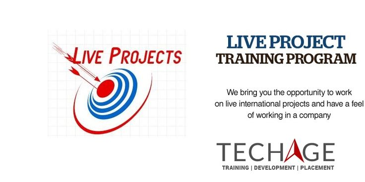 Live Project Based Industrial Training in Noida,Corporate Training,Summer Project Training,Winter Project Training,2/4/6 Weeks Project Training, 6 Months Industrial Live Project Training in NOida With TechAge Academy. Call for Details : +91-9212043532, OR Visit : http://www.techageacademy.com