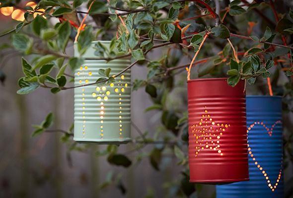 3 lanternes géniales à faire soi-même