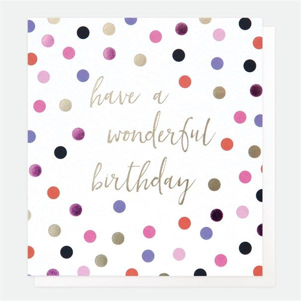 Birthday Cards Uk Designer Greeting Cards Online Caroline Gardner Birthday Card Design Birthday Cards Beautiful Birthday Cards