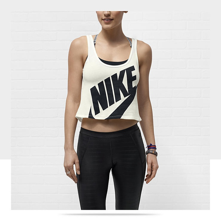 20 Best Images About Men S Tanks On Pinterest: Nike Shorty Womens Tank Top