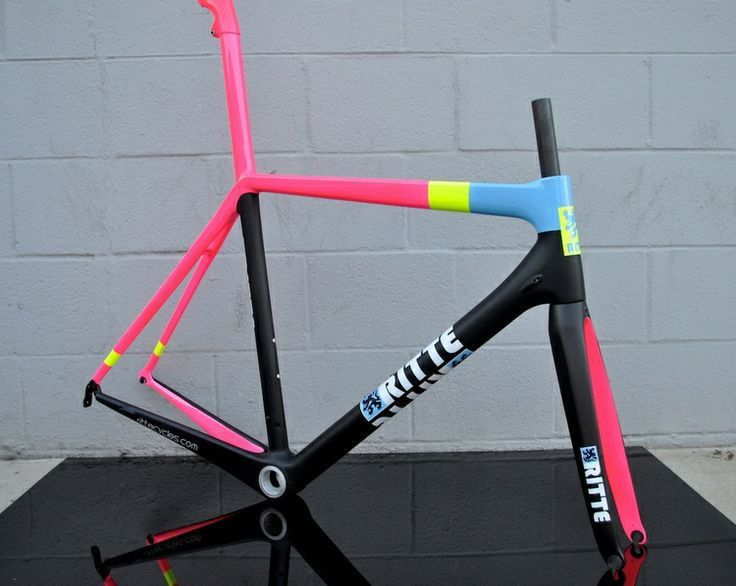 Pink Spray Paint For Bikes
