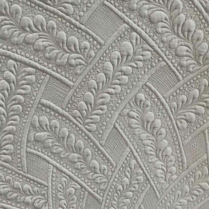 17 Best ideas about Hand Quilting Patterns on Pinterest Hand quilting designs, Machine ...