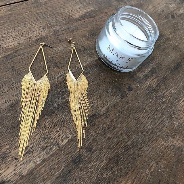 Make a wish  Boucles doreilles à shopper sur www.monstorefashion.com #bijoux #bijou #bijouxfantaisie #msflovesyou #fashion #fashionstyle #fashionmood