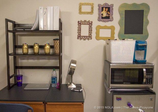 Living Big In Small Spaces Lsu Students Showcase Dorm Room Decor