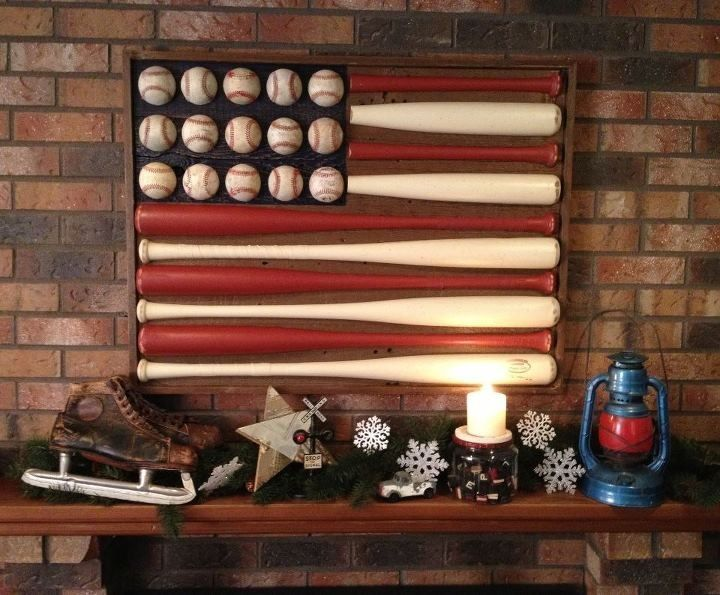 19 best sports theme ideas images on pinterest baseball for Baseball bats for crafts