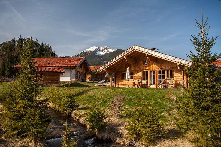 Chalet Resort LaPosch Biberwier / Zugspitz Arena Tirol - Detail