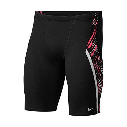 Nike Men's Shark Swim Jammer 28 Racer Pink ** This is an Amazon Associate's Pin. View the item in details on Amazon website by clicking the image