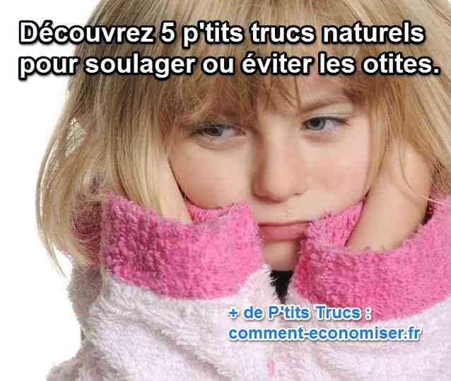 Afin d'éviter de prendre sans arrêt des antibiotiques, il existe des p'tits trucs naturels pour soigner et éviter les otites autant que possible.  Découvrez l'astuce ici : http://www.comment-economiser.fr/otites-trucs-soulager-eviter.html?utm_content=buffer3e63a&utm_medium=social&utm_source=pinterest.com&utm_campaign=buffer