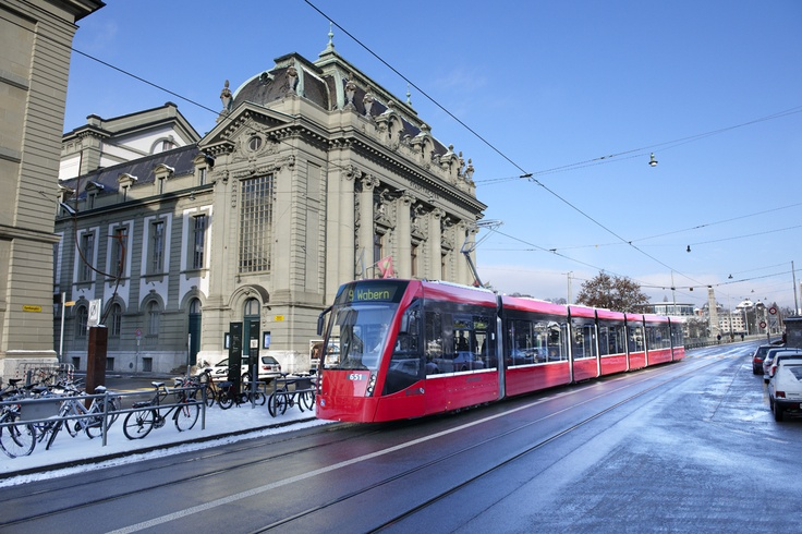 Stadttheater Bern öffentlicher Verkehr