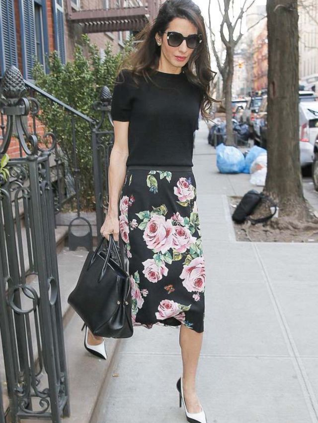 Amal Clooney Style | A blog about Amal's news & style | Amal Clooney