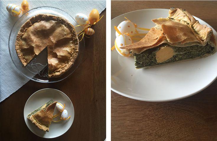 PASQUA, PASQUETTA, PASQUALINA! - torta salata
