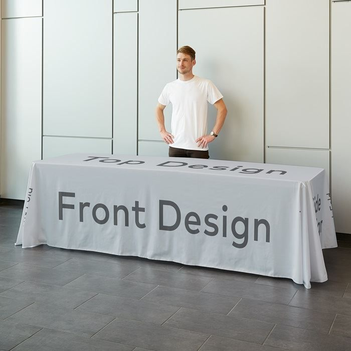 Custom Tablecloths Custom Table Cloth Table Cloth Trade Show