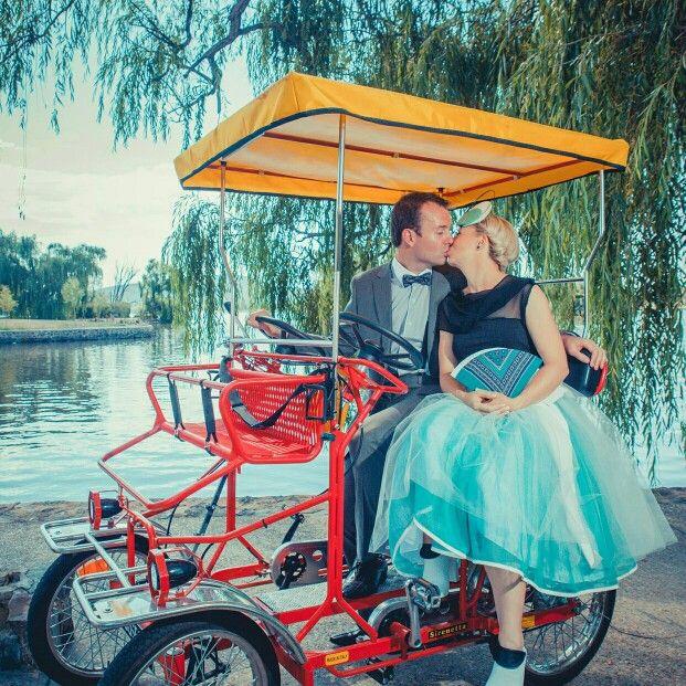 FLASH BACK to the #SOVATA wedding in 2014. #weddingdress and #millinery designed and made by me. It was such a wonderful day    https://www.etsy.com/shop/Sovata  #sovatafashion #weddingphoto #redphotography #summerwedding #weddingbike #fashfest #bespokeweddingdress #etsyaufinds #etsyauseller #etsysync #canberrawedding