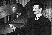 Radio: Tesla suggested that messages could be transmitted without wires. Tesla realized he gained, by the use of very high frequencies, many advantages in his experiments. Marconi also filed patents for the radio, and when Marconi won the Nobel Prize in 1911, Tesla was furious. He sued the Marconi Company for infringement in 1915. It wasn't until 1943—a few months after Tesla's death— that the U.S. Supreme Court upheld Tesla's radio patent number 645,576.