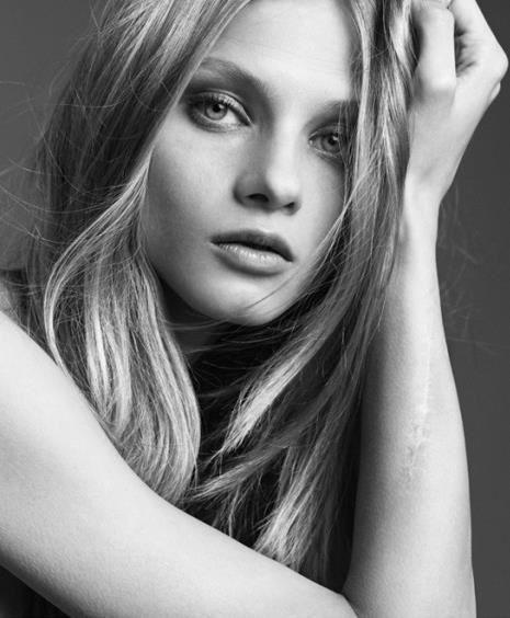 Anna Selezneva ♥ by Karim Sadli