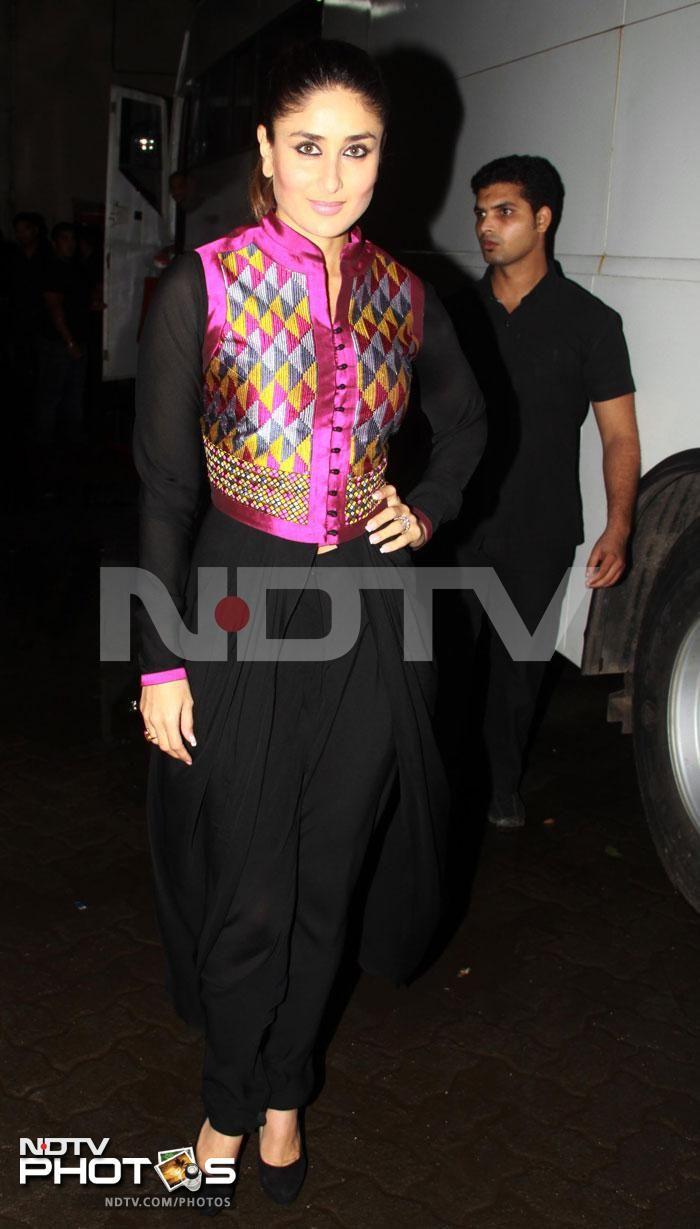 Kareena Kapoor in Payal Pratap