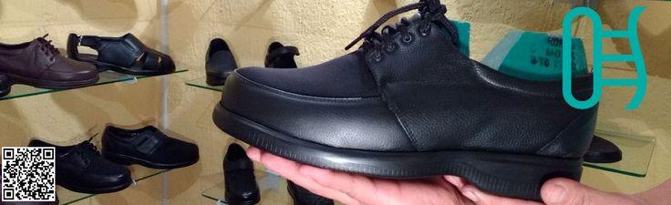 """Por que el zapato de diabetico parece de """"viejito"""" Es difícil dar diseño, porque a veces la moda no está muy apegada a la salud, sin embargo hay líneas que se apegan mucho en el alto confort. La gente adulta, tiene más problemas de calzado, o son personas enfermas, por ejemplo una persona don diabetes debía cambiar por completo su estilo de vida; esto incluía un calzado característico; Es un zapato más ancho de lo normal, más cómodo de lo normal, que previene lesiones que genera el mismo…"""