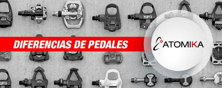 Guía de compra de pedales para bicicleta