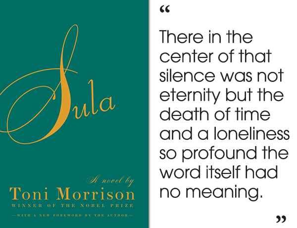 Sula by Toni Morrison | 46 Brilliant Short Novels You Can Read In A Day