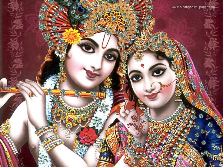103 Best Images About Radha-Krishna Wallpapers On