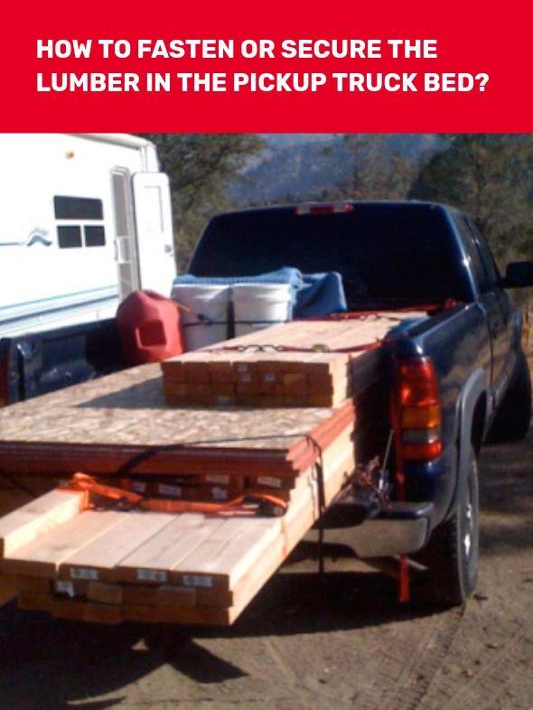 Pin On Pickup Truck Loads Guide