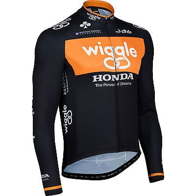 Dhb team #wiggle honda long sleeve cycling bike #bicycle #jersey,  View more on the LINK: 	http://www.zeppy.io/product/gb/2/111803807607/