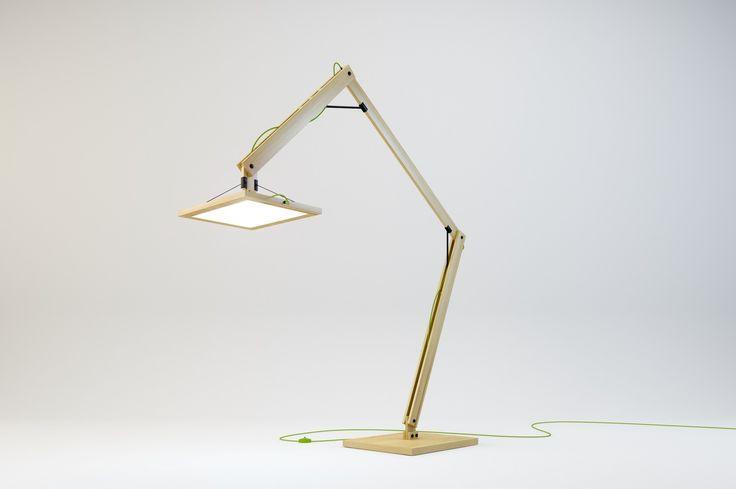 Lamp with Style. At Lighting Experience Design. >> Milan, 14-19 April, Via Console Flaminio 19 | #milandesignweek #mdw15 #fuorisalone2015 #venturalambrate #designled | lightingexperiencedesign.com
