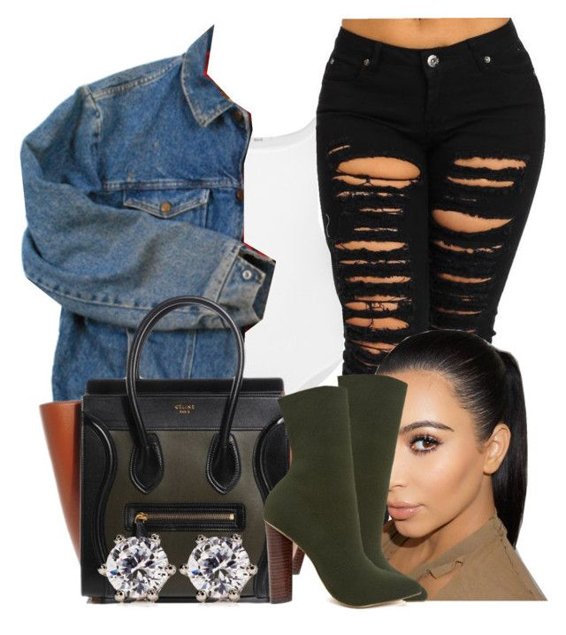 """Untitled #528"" by princess-miyah ❤ liked on Polyvore featuring Wolford, Wrangler, Steve Madden and Juicy Couture"