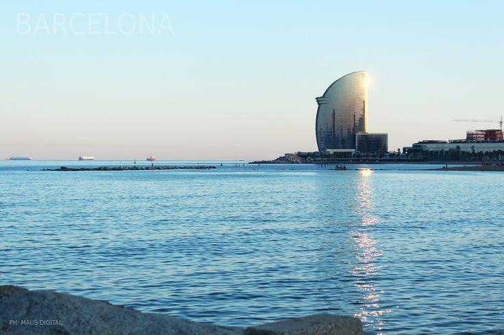 Barceloneta by Maus Digital on 500px