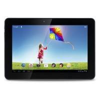 """Hannspree Tablet 10.1"""" 16GB QuadCore 2cam Negro Tablet Hannspree Modelo SN1AT71B Procesador Quad Core ARM Cortex A9 1,2Ghz Memoria DDR3 1Gb Android 4.1 Pantalla 10,1"""" IPS 1280x800 Multitactil 10 puntos Capacidad 16Gb (Ampliable mediante SD) Puerto USB, bluetooth, miniHDMI Camara frontal y trasera Batería de litio 6000mAh Precio 141,94€ Iva Incluido"""