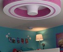 Exhale : le premier ventilateur de plafond sans pales