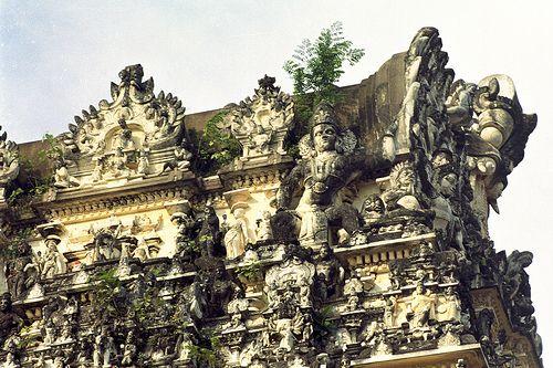 trivandrum - sri padmanabhaswamy temple