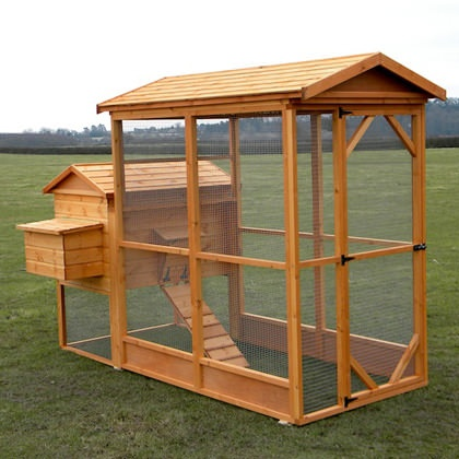 Chicken coop here homepage chicken coops for Chicken enclosure ideas