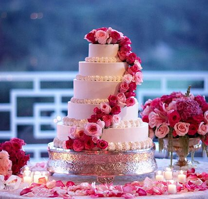 Fancy - CakePink Flower, Cake Flower, Red Rose, Rose Wedding, Rose Cake, Pink Rose, Wedding Cake, Pink Cake, Flower Cake