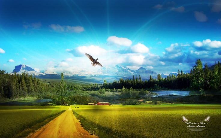 Paisajes Naturales | paisajes relax 24 min Fotos de paisajes hermosos