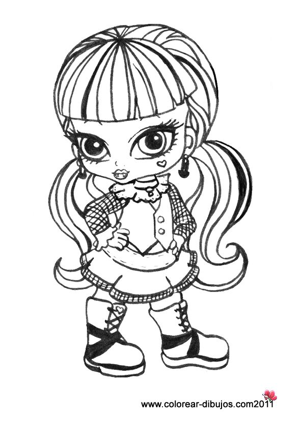 find this pin and more on monster high monster high coloring pages printable