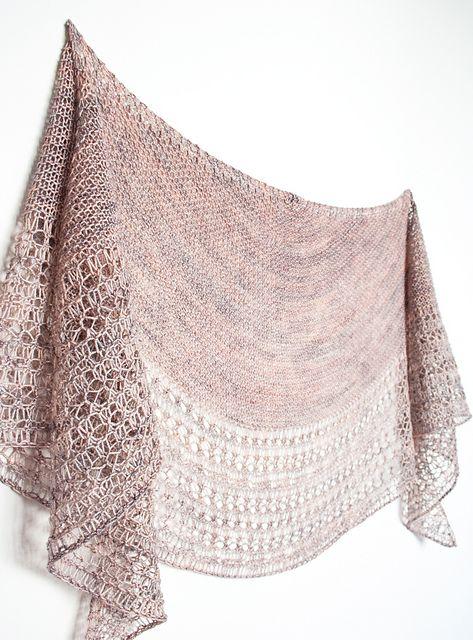 Ravelry: Rosewater pattern by Janina Kallio