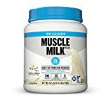 Muscle Milk 100 Calorie Protein Powder Vanilla Crème 15g Protein 1.65 Pound Reviews