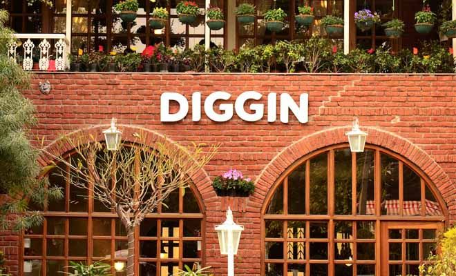 Restaurant Review : DIGGIN – One and for All
