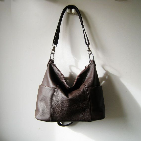 234 best Leather bags images on Pinterest | Leather purses ...