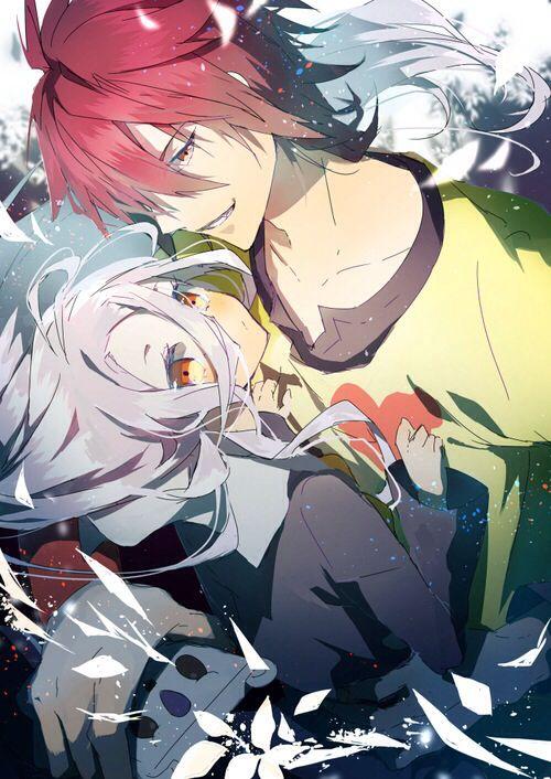 • Sora and Shiro • No Game No Life •